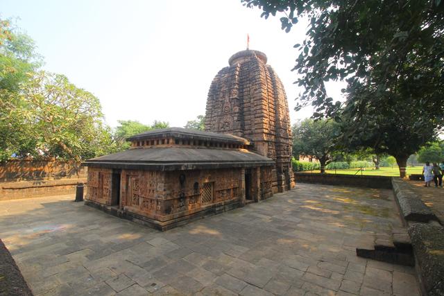 Bhubaneswar Temples 141